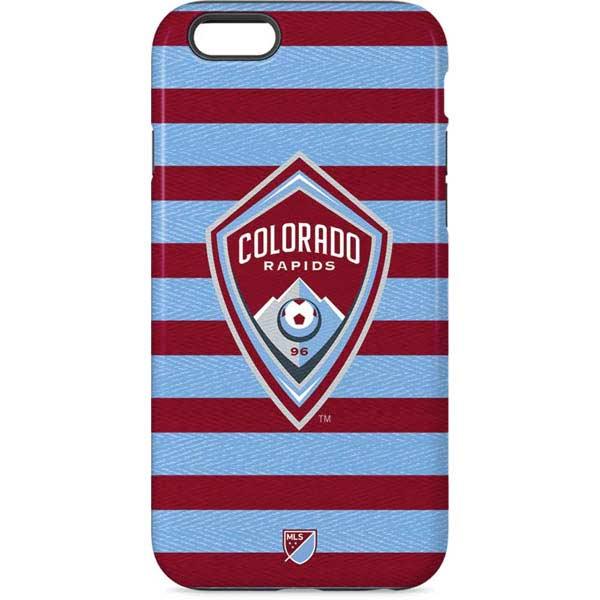 Colorado Rapids iPhone Cases