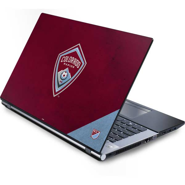 Colorado Rapids Laptop Skins