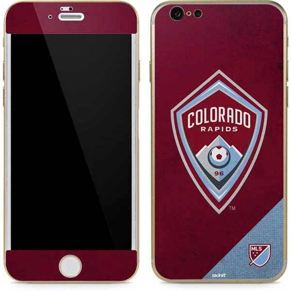 Colorado Rapids Phone Skins