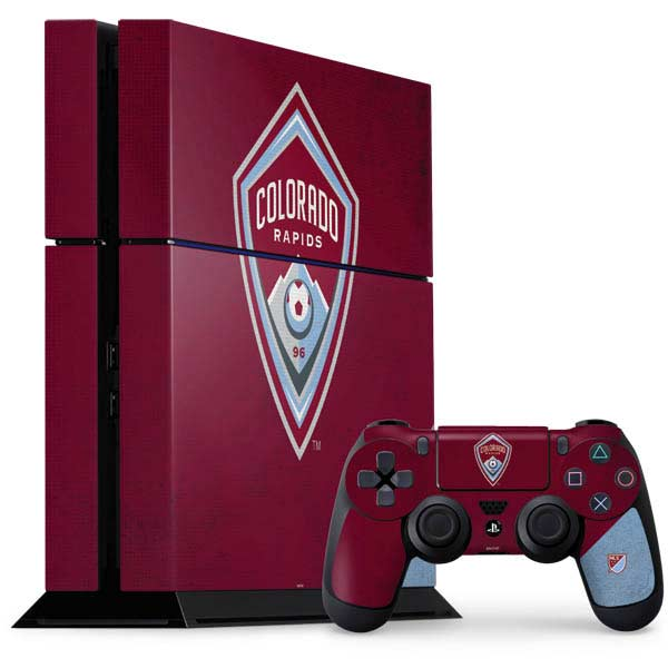 Colorado Rapids PlayStation Gaming Skins