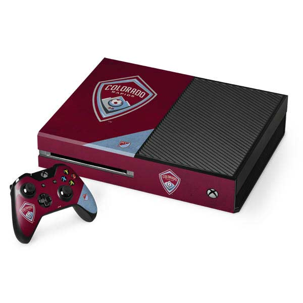 Colorado Rapids Xbox Gaming Skins