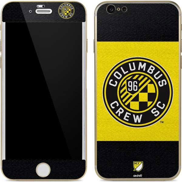 Columbus Crew Phone Skins