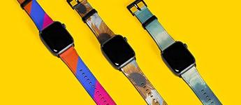 Custom Apple Watch Bands