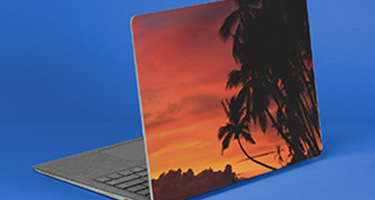 Designs Mob Custom Microsoft Laptop Skins