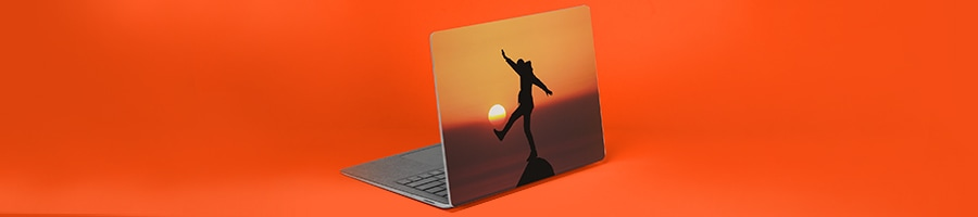 Custom Microsoft Laptop Skins