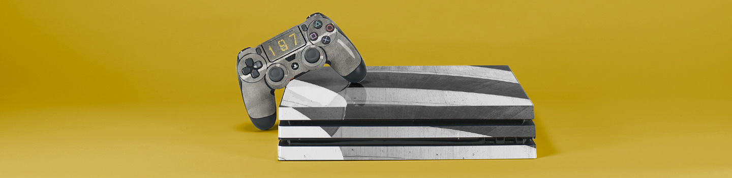 Designs Custom PlayStation Pro Skins