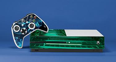 Designs Mob Custom Xbox One S Skins