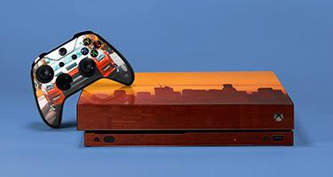 Designs Mob Custom Xbox One X Skins