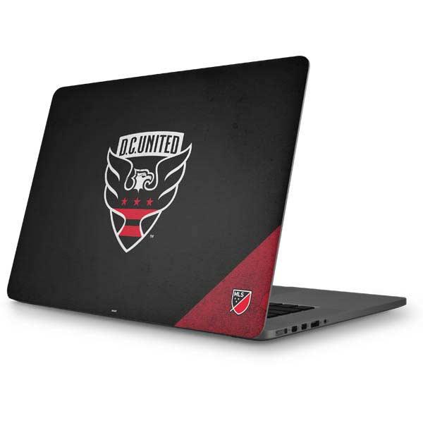 D.C. United MacBook Skins