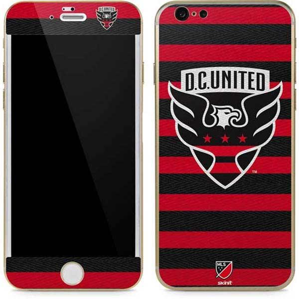 Shop D.C. United Phone Skins