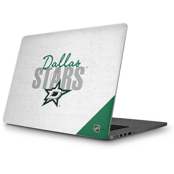 Dallas Stars MacBook Skins
