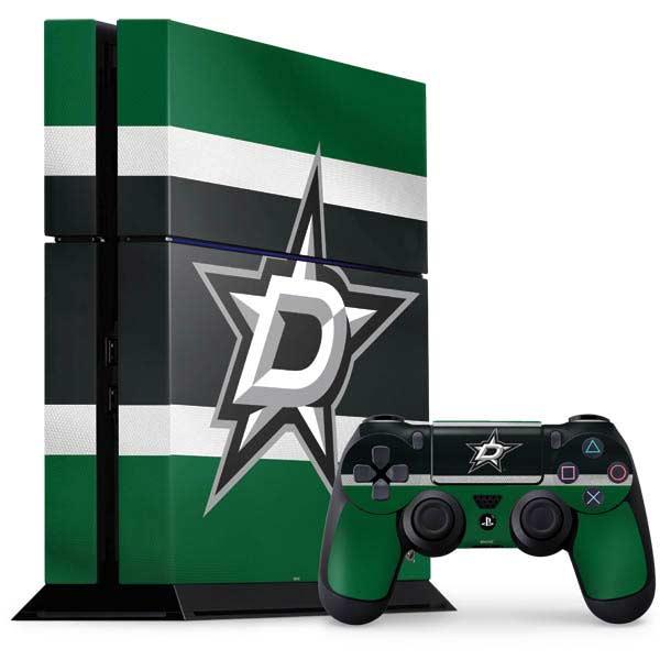 Dallas Stars PlayStation Gaming Skins