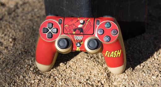 Shop DC Comics PlayStation 4 Controller Skins