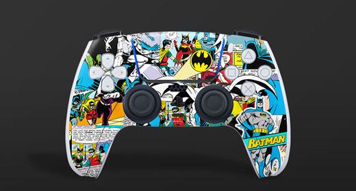 Shop DC Comics PlayStation 5 Controller Skins
