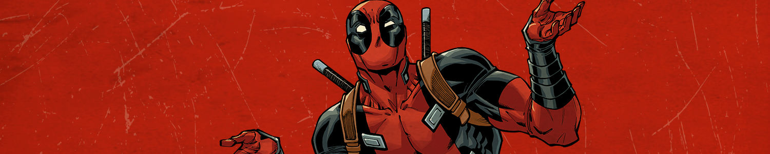 Official Deadpool Cases and Skins