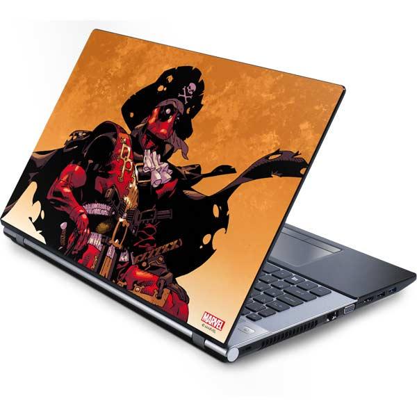 Shop Deadpool Laptop Skins