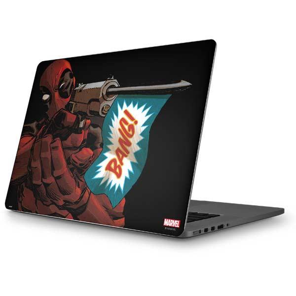 Shop Deadpool MacBook Skins