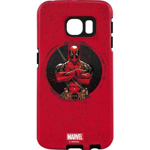Shop Deadpool Samsung Cases