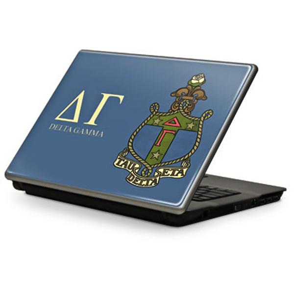 Shop Delta Gamma Laptop Skins