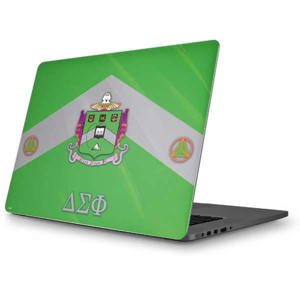 Delta Sigma Phi MacBook Skins