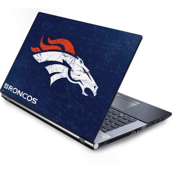 Denver Broncos Laptop Skins