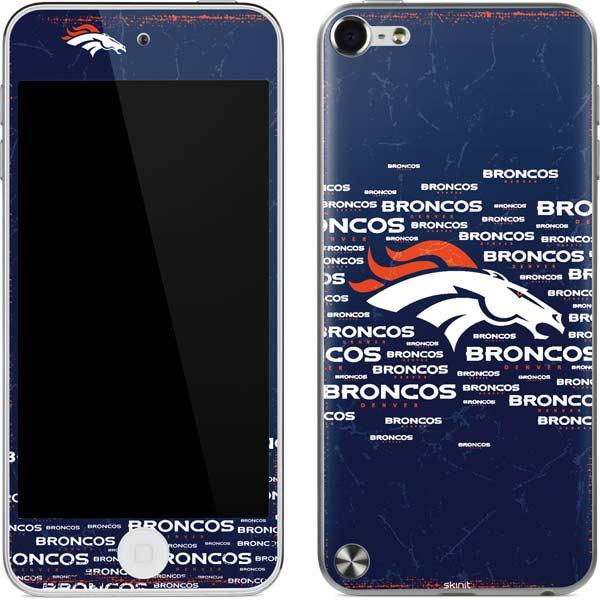 Denver Broncos MP3 Skins