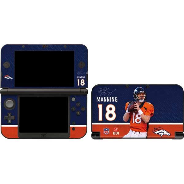 Denver Broncos Nintendo Gaming Skins