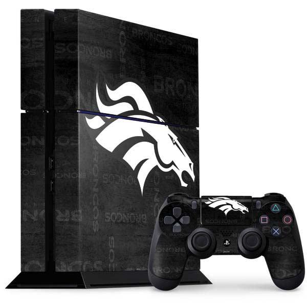 Denver Broncos PlayStation Gaming Skins