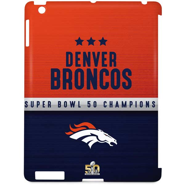 Denver Broncos Tablet Cases