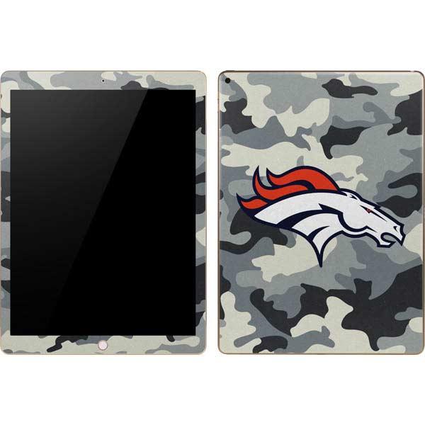 Denver Broncos Tablet Skins
