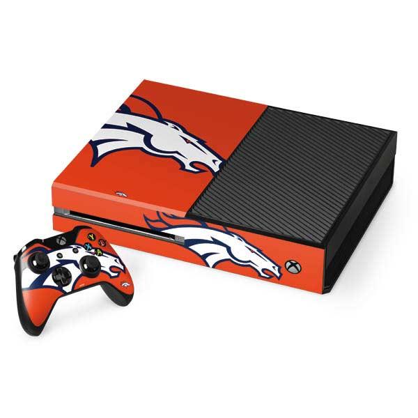 Denver Broncos Xbox Gaming Skins