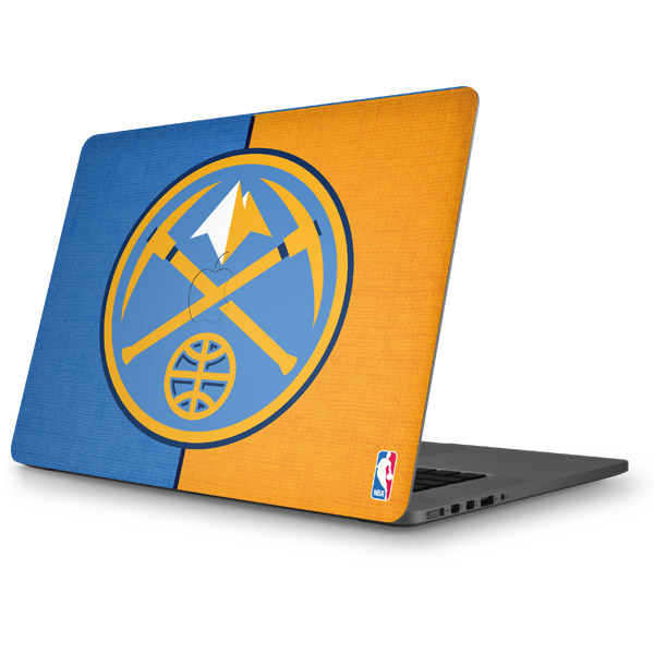 Denver Nuggets MacBook Skins