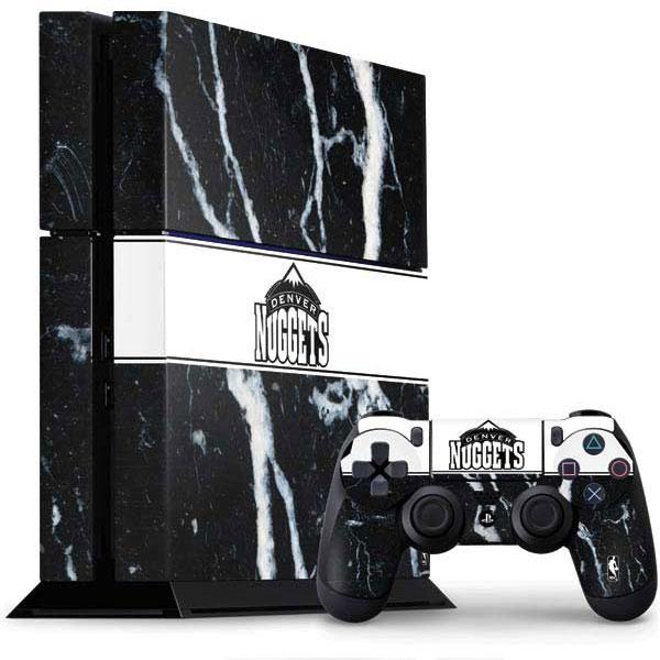 Denver Nuggets PlayStation Gaming Skins