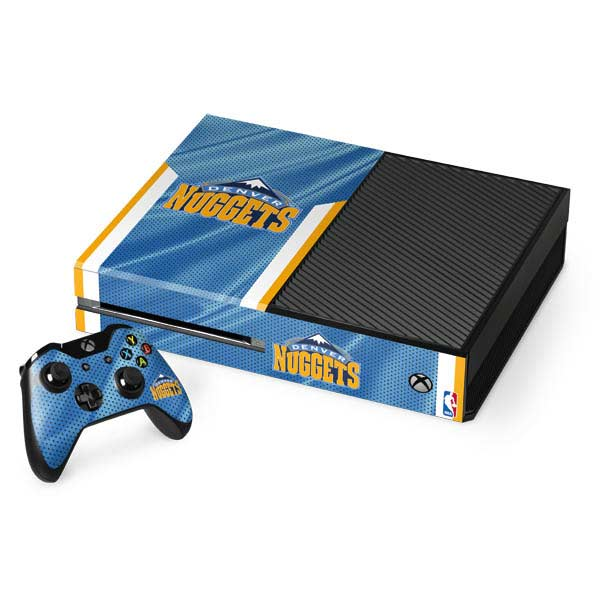 Denver Nuggets Xbox Gaming Skins