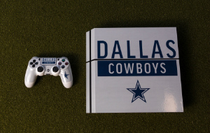 NFL PlayStation Gaming Decals