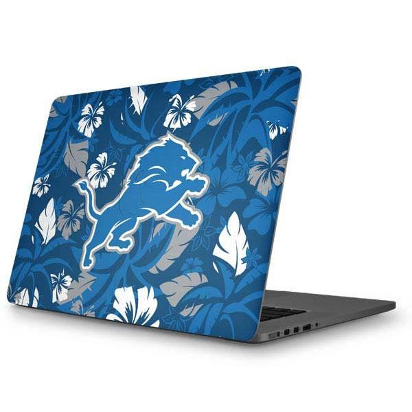 Detroit Lions MacBook Skins