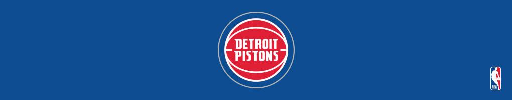 Detroit Pistons Cases & Skins