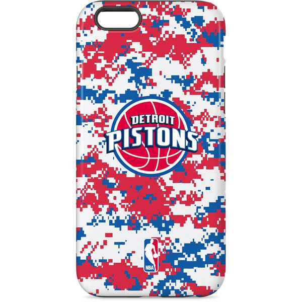 Detroit Pistons iPhone Cases