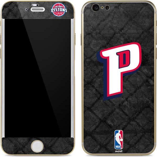 Detroit Pistons Phone Skins