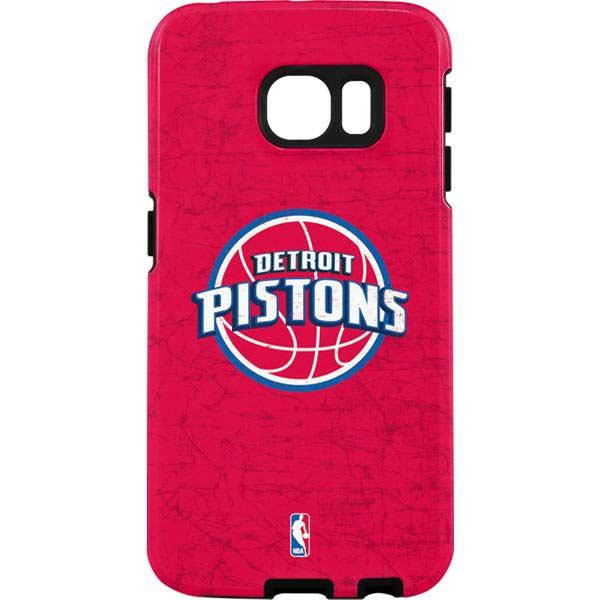 Detroit Pistons Samsung Cases