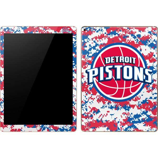 Detroit Pistons Tablet Skins