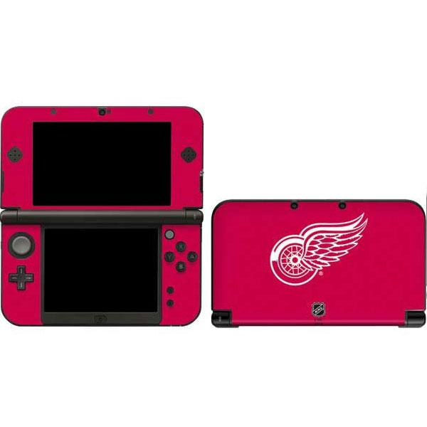 Detroit Red Wings Nintendo Gaming Skins