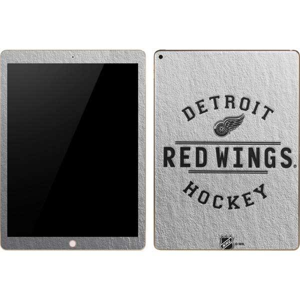 Detroit Red Wings Tablet Skins