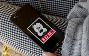 Disney Phone Skin Designs