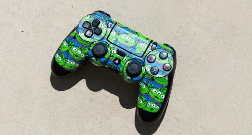 Shop Disney PlayStation 4 Controller Skins