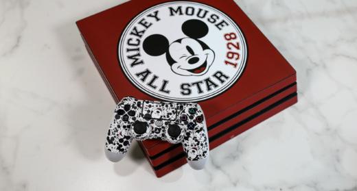 Shop Disney PlayStation 4 Pro Skins