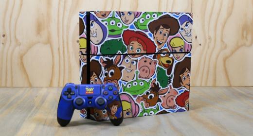 Shop Disney PlayStation 4 Skins