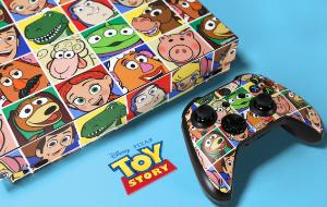 Disney Xbox Skin Designs