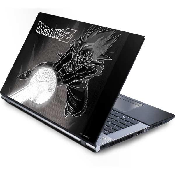 Dragon Ball Z Laptop Skins