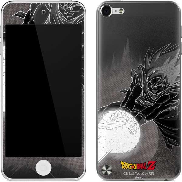 Dragon Ball Z MP3 Skins